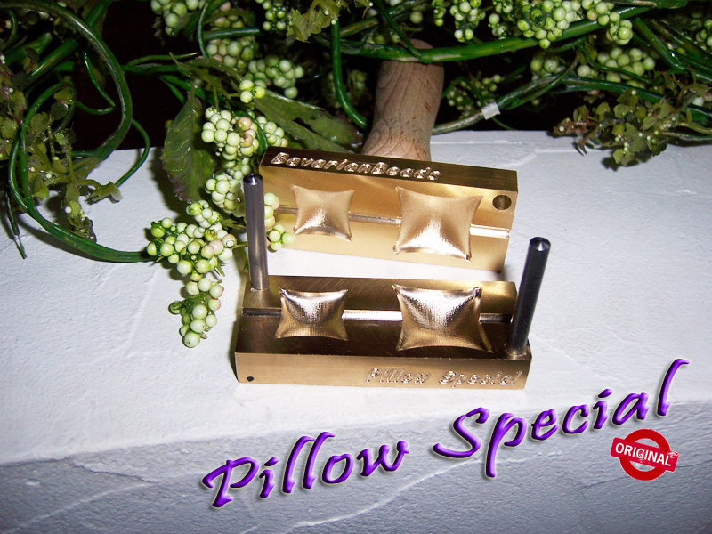"bead press ""Bavarian Pillow special"""